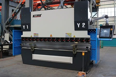 MB8 CNC Automatic Servo Press Brake – DA66T (3+1 Axis)